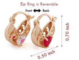 rhodium earrings sensitive ears earrings earrings for women earrings for sensitive ears most