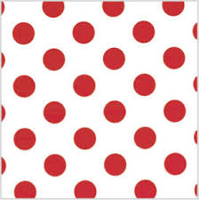 polka dot wrapping paper printed tissue paper shamrock designs christmas and