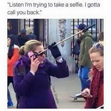 Meme Selfie - selfie stick phone funny meme funny memes