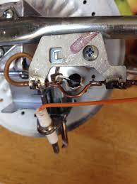 Water Heater Pilot Light Won T Stay Lit Kenmore Gas Water Heater