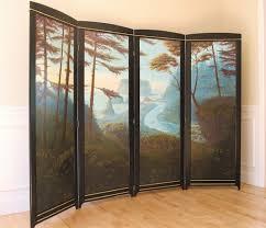 Venetian Room Divider Three Panel Venetian Mirror Screen Elizabeth Marshall Screens With