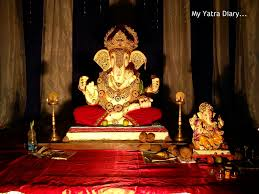 decoration of temple in home home decor view decoration for ganesh festival at home decorate