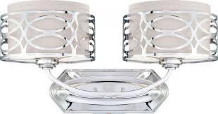 Nuvo Bathroom Lighting Nuvo Lighting 60 4627 Two Light Flush Mount Flush Mount Ceiling