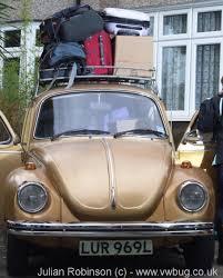 gold volkswagen beetle st trinians vw camper u0026 livingit beetle