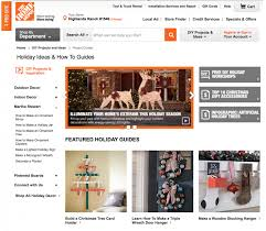 martha stewart christmas tree home depot black friday on cyber monday eve home depot drops the digital ball