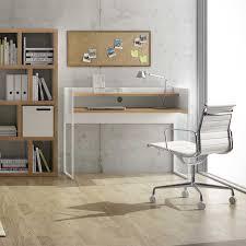 bureaux design pas cher temahome bureau design olso chêne blanc bureau temahome sur maginea