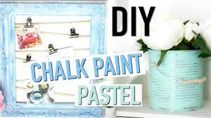 deco bureau pro diy français deco chambre pastel chalk paint room decor youtube