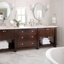 Bamboo Bathroom Cabinet Minneapolis Bamboo Bathroom Vanity Traditional With Tile Floor