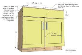 Kitchen Cabinet Size Chart Standard Kitchen Cabinet Sizes Home Design