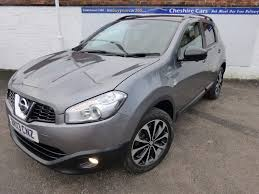 suv nissan used nissan qashqai suv 1 6 360 5dr in crewe cheshire cheshire cars