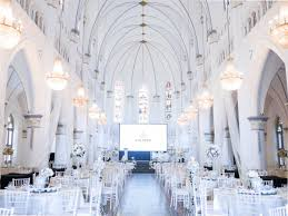 Venue For Wedding Chijmes Hall And Alcove At Caldwell House The Perfect Venue For