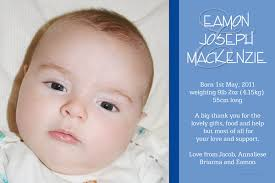 thank you card unique birth announcement thank you cards free