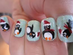 free new images christmas nails simple
