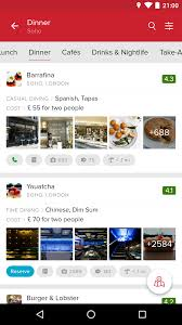 android finder zomato restaurant finder android reviews at android quality index
