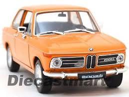 bmw 2002 model car welly 1 24 bmw 2002 ti diecast model car orange 24053 in box
