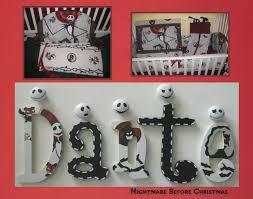 nightmare before christmas baby shower before nightmare before christmas baby bedding vine dine king