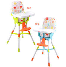 Baby Seat For Dining Chair Orange Baby Feeding Highchair Portable Infant Booster Seat Dining