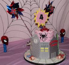 spiderman for girls cakecentral com