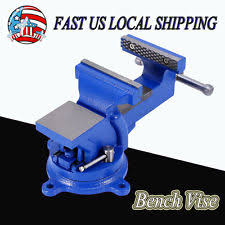 Mechanics Bench Vise Bench Vise Ebay