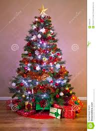 Home Decorated Christmas Trees by Christmas Simple How To Decorate Christmas Tree At Home Popular