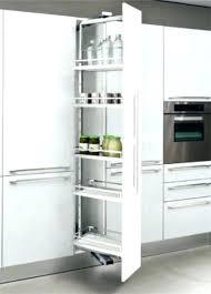 colonne rangement cuisine accessoires rangement cuisine rangement cuisine coulissant meuble