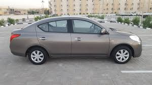 nissan sunny 2014 white nissan sunny 2014 under warranty with service contract