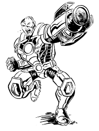 cyborg sketch scoot sketches