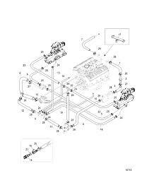 каталог запчастей mercruiser остальные 377 mag mpi bravo 1a611928