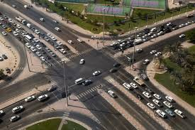 Qatar Ministry Of Interior Traffic Department Doha Drivers Urged To Plan Ahead For Cop18 Cmp8 Conference Qatar