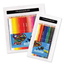 prismacolor scholar colored pencils prismacolor scholar coloured pencil sets
