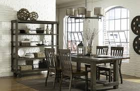 table rustic grey dining table entertain rustic grey oak dining