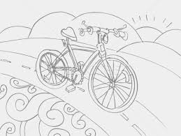 bicycle drawing vector illustration john takai cteconsulting
