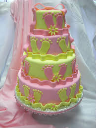 Baby Shower Cake And Cupcakes My Goodness Cakes Baby Shower Cake Gallery