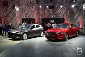 mazda car lineup inside mazda u0027s r u0026d labs 2017 mazda 3 and mazda 6 first look