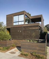 Garage House Kits Modern Home Design With Menard Prefab House Kit Dark Brown Wood