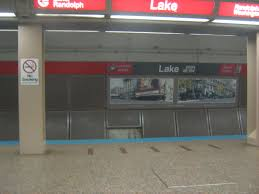 Cta Red Line Map File Lake Cta Red Line Station Jpg Wikimedia Commons