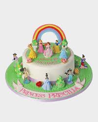 princess cakes disney princess cake ci0068 panari cakes