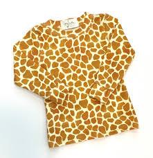 halloween toddler shirt giraffe shirt organic toddler giraffe print shirt great