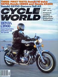 honda cb750 cb900 u0026 cb1100 classics remembered cycle world