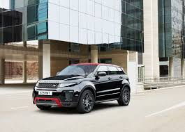 dark silver range rover updated 2017 range rover evoque gains more tech and new ember