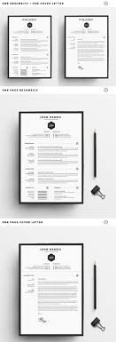 cover page for resume template 23 free creative resume templates with cover letter freebies