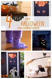 Diy Halloween Home Decor by 85 Best Halloween Ideas Images On Pinterest Halloween Recipe