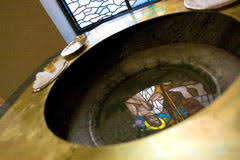 church baptistry st lydia s baptistry church lydia philippi greece stock photo