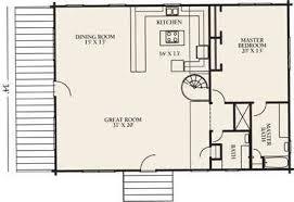 log cabin homes floor plans hideaway ii log home plan by original log cabin homes