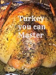 roasting a turkey thanksgiving budgeting and learning