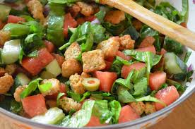 watermelon panzanella salad recipe by archana u0027s kitchen simple