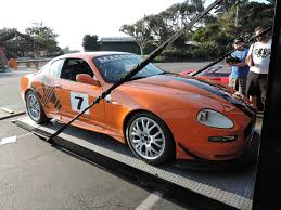 orange maserati monterey car week day 6 concorso italiano the auto blonde