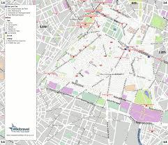 Map Of Paris France 14th Arrondissement Of Paris Map Map Of 14th Arrondissement Of