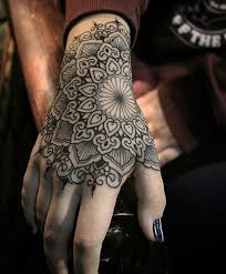 collection of 25 hand tattoo