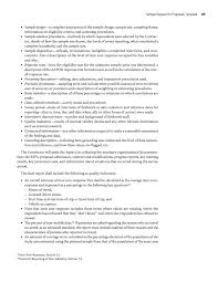 debriefing report template chapter 5 sample request for proposals template standardized page 89